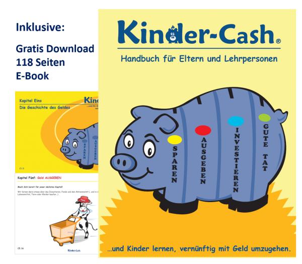 Kinder-Cash Handbuch für Eltern inkl. E-Book