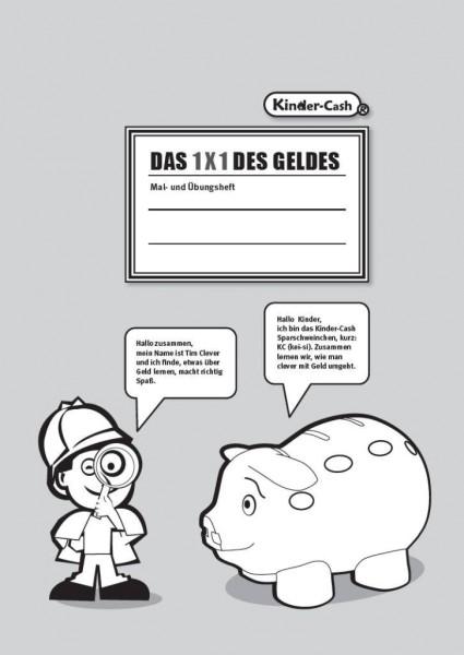 Kinder-Cash Heft Alles rund ums Geld