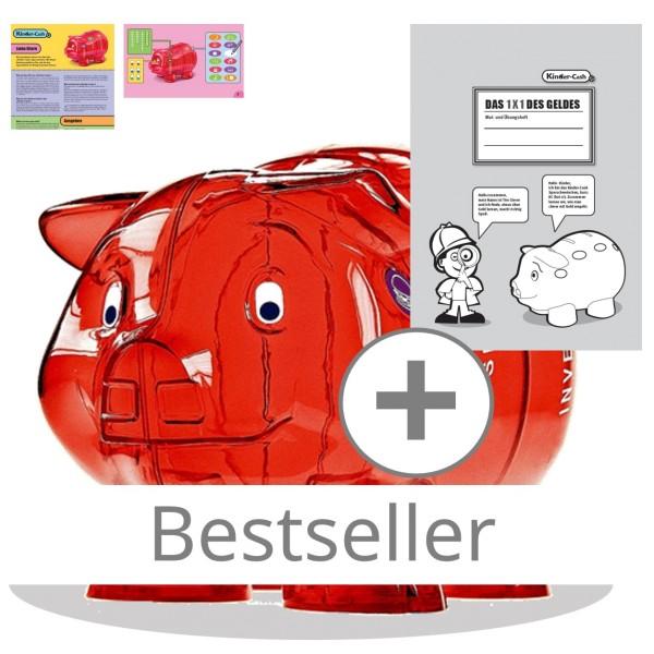 Kinder-Cash Sparschwein Bestseller