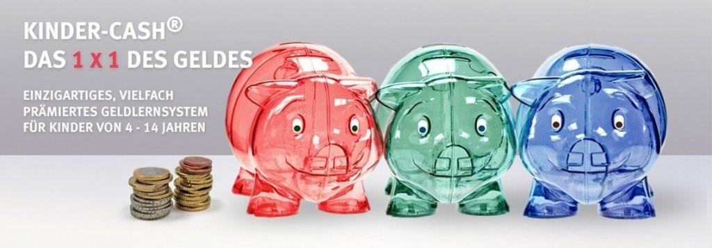 Kinder-Cash Sparschweine für Firmen