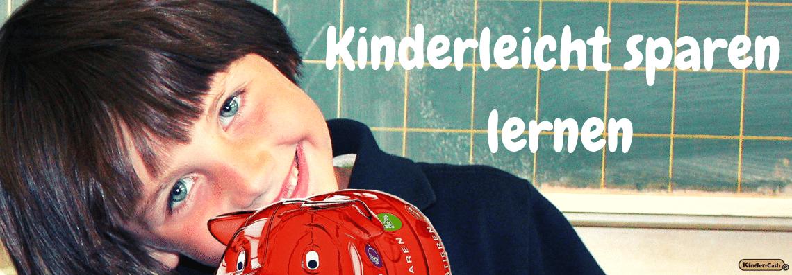Finanzkompetenz Lehrmittel für Schulen mit dem Sparschwein von KinderCash