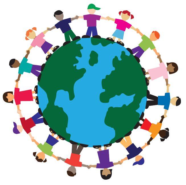 Teilen und Helfen für Kinder